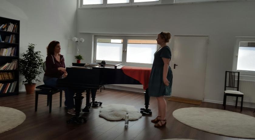 Funktionale Gesangspädagogik nach Cornelius Reid in Köln