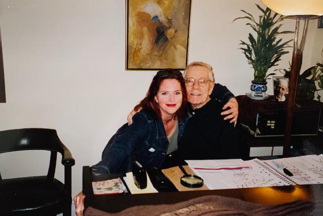 Cornelius Reid und Monika Kopp